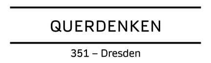 QUERDENKEN-351 Logo